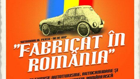 Fabricat în România – expoziția vehiculelor de fabricație românească