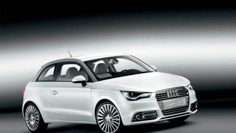 Audi A1 e-(lec)tron
