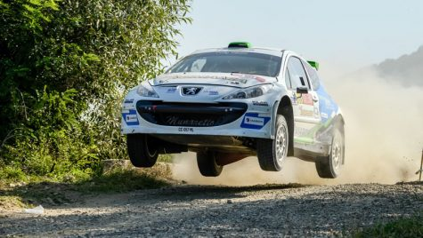 Francois Delecour a fost exclus din clasamentele oficiale ale Delta Rally