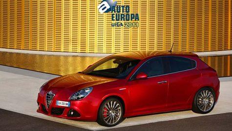 """Alfa Romeo Giulietta este """"Auto Europa 2011"""""""