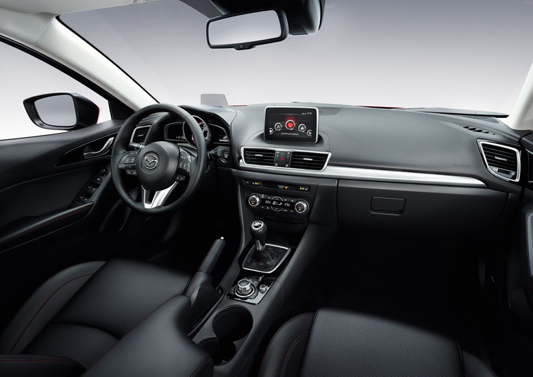 Mazda3 Hatchback 2013 interior
