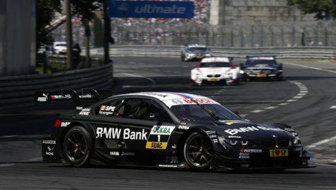 Cinci piloţi BMW în puncte la finalul cursei de la Norisring