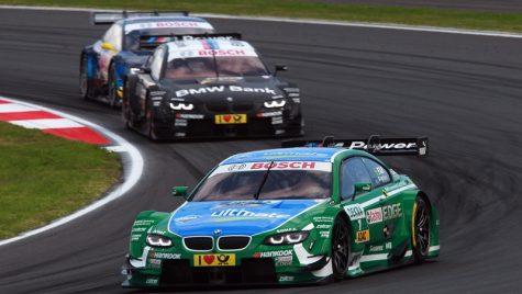 BMW pe podium la prima cursă DTM în Rusia