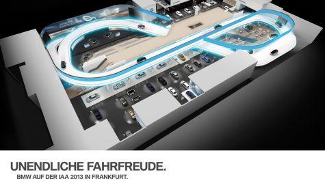 Premiere mondiale pentru BMW la Salonul Auto de la Frankfurt IAA 2013
