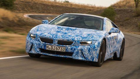VIDEO: BMW i8 – o nouă experienţă a condusului
