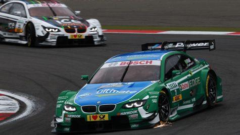 Spectacol DTM pe Nürburgring: Farfus obţine locul al doilea pentru BMW
