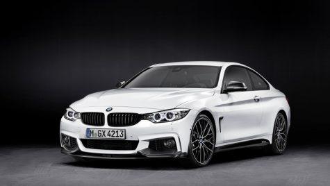 Accesorii BMW M Performance pentru BMW Seria 4