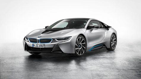 Automobilul sport al viitorului: BMW i8