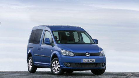 Premieră la Salonul auto IAA Frankfurt: Noul Caddy BlueMotion si noul e-load up!
