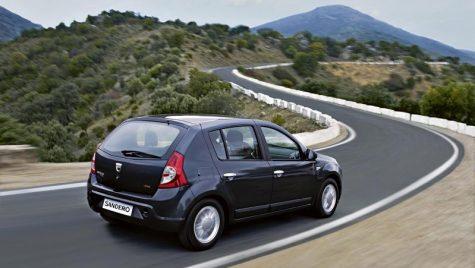 Dacia a fabricat 100.000 de vehicule GPL