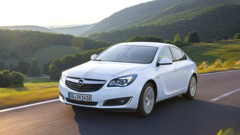 Informaţii despre preţurile noii game Opel Insignia