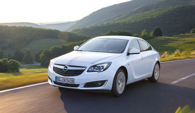 Record de consum pentru Opel Insignia