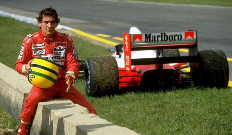 Omagiu excepțional adus de Honda marelui Ayrton Senna