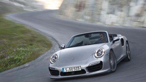 VIDEO: Porsche 911… Turbo… Cabriolet
