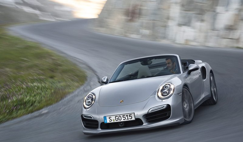 VIDEO: Porsche 911... Turbo... Cabriolet