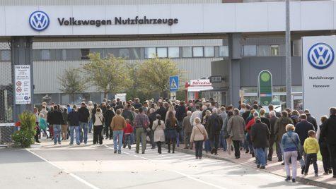 9 milioane de motive de sarbatoare pentru Volkswagen Autovehicule Comerciale