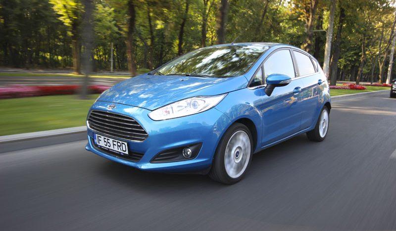 Test de anduranță - Ford Fiesta 1.0 EcoBoost