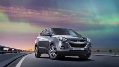 Noul model Hyundai ix35 – disponibil in Romania