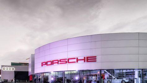 15 milioane de euro investite, 15 milioane de euro cifră de afaceri – Porsche Pipera