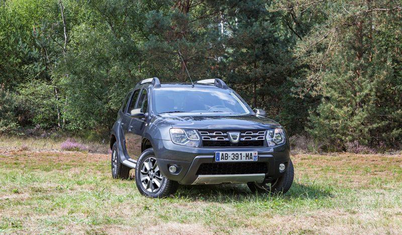 Românii se pot bucura de acum de noua Dacia Duster