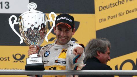 BMW își păstrează titlul constructorilor în DTM