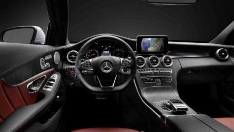 Prima apariție oficială a noului Mercedes-Benz Clasa C