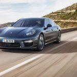 570 CP pentru Porsche Panamera Turbo S