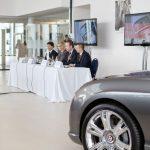 Bucureştiul a intrat în cercul select al oraşelor cu reprezentanţe Bentley şi Lamborghini