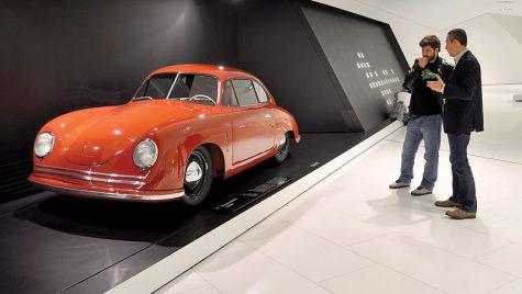 """AutoExpert în vizită la Muzeul Porsche: """"Căsuța cu povești"""""""
