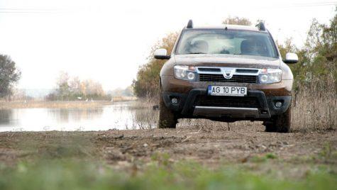 Dacia Duster în finala Car of The Year 2011