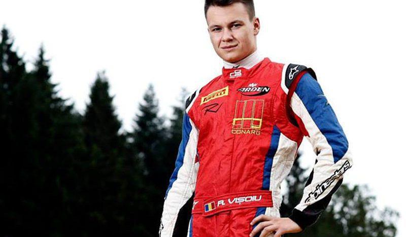 Pilotul roman Robert Vişoiu are plăcerea de a confirma programul competiţional 2014 alături de echipa britanică Arden.