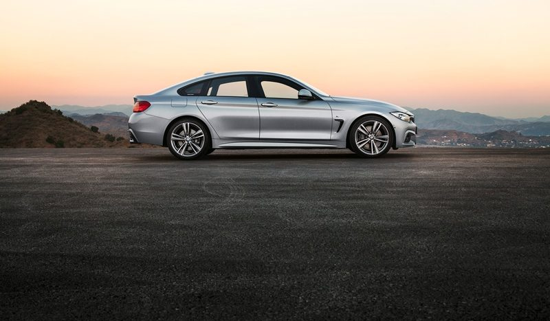 BMW Seria 4 Gran Coupe