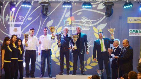 Gala Campionilor Federaţiei Române de Automobilism Sportiv