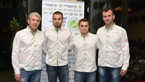 VIDEO: Juniorii Napoca Rally Academy atacă raliurile de cel mai înalt nivel