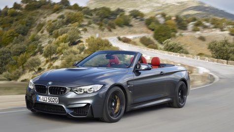 BMW toarnă gaz pe foc: noul M4 Cabriolet