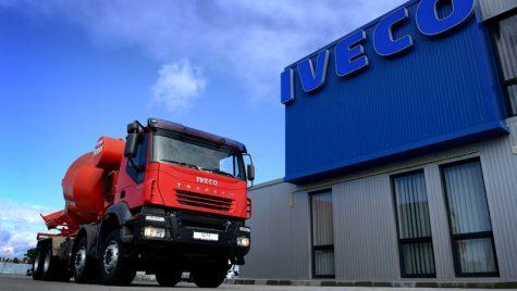 S-a deschis noul centru de vehicule uzate Iveco