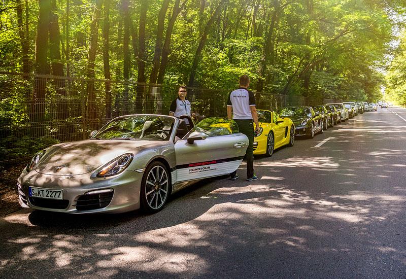 """Porsche Road Tour 2014 – mai mult """"Tour"""", mai puțin """"Show"""""""