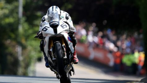 Victorie BMW Motorad la Isle of Man TT după 75 de ani