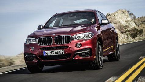 BMW X6, bavarezul răsfăţat, ajunge în momentul schimbului de generaţie