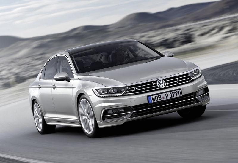 Noul Volkswagen Passat este aici!