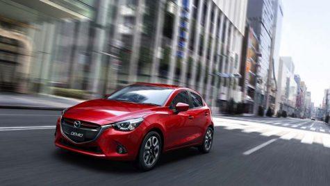 Mazda a dezvăluit noua Mazda2