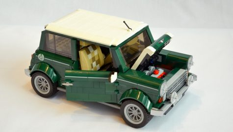 Cel mai accesibil MINI este construit din piese… LEGO