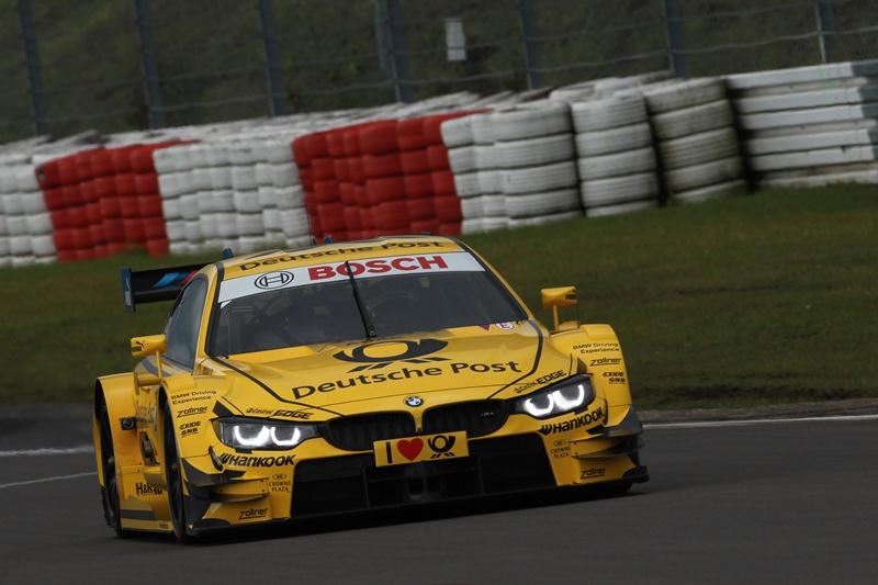 Pilotul BMW Marco Wittmann pe drumul către titlul DTM