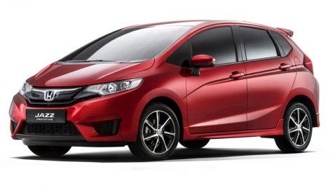 Noua generație Honda Jazz se pregătește de debutul european