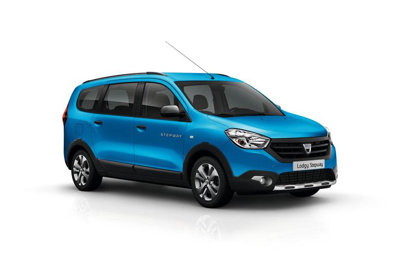Dacia pregătește un SUV cu șapte locuri pentru a înlocui modelul Lodgy