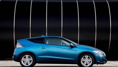 Honda CR-Z – premiu pentru design