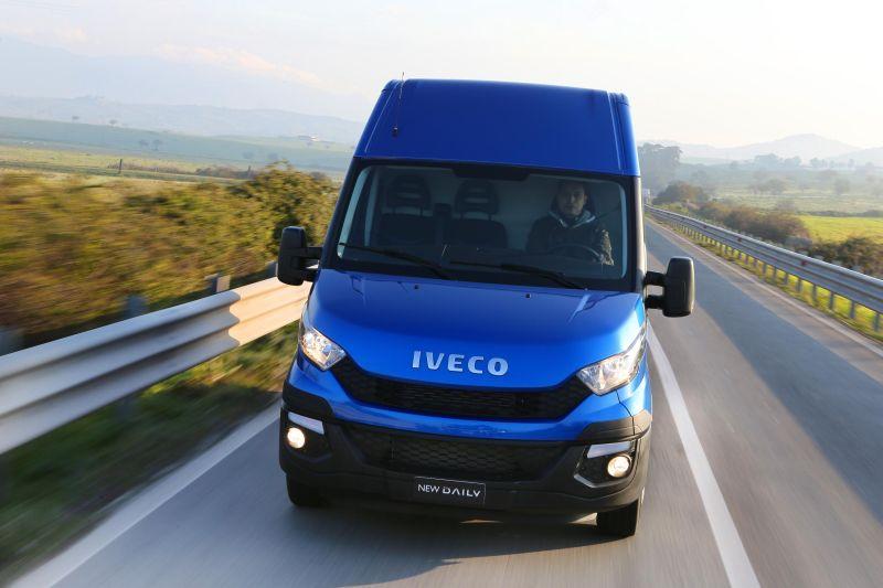 Noul Iveco Daily vine cu o transmisie automatic Hi-Matic cu opt trepte