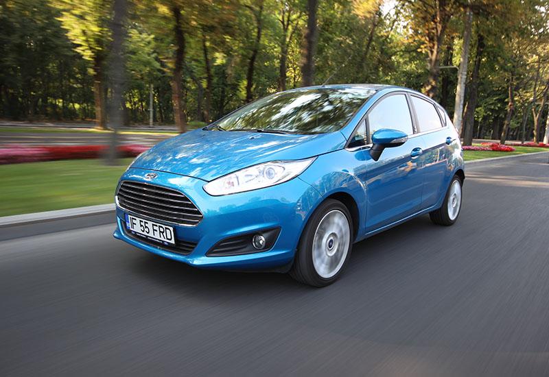 VIDEO: Ford Fiesta este numărul 1 în Europa