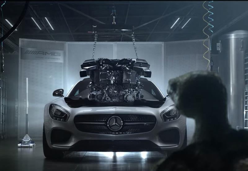 Mercedes-Benz la Super Bowl – O reclamă de Oscar