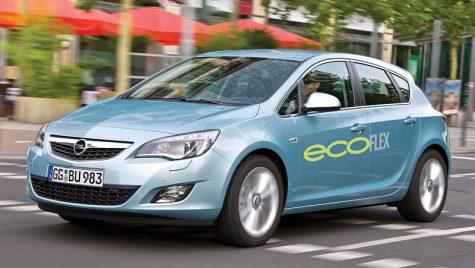 Opel Astra se alătură familiei EcoFlex